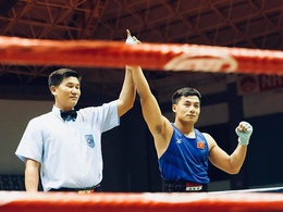 Chuyện võ sĩ: Hành trình trưởng thành của ông bố trẻ làng Muay Nguyễn Văn Yên