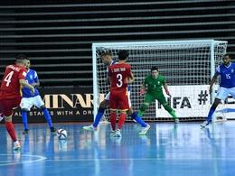 Cơ hội đi tiếp của futsal Việt Nam ở FIFA World Cup 2021