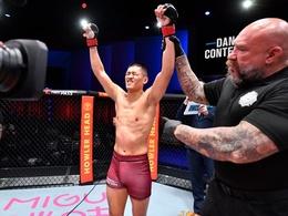 Thắng áp đảo ở Dana White's Contender Series, tay đấm gốc Việt vẫn lỡ hợp đồng UFC