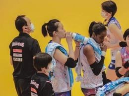 Thanh Thúy có chiến thắng đầu tiên trên đất Nhật Bản