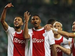 Tiền đạo của Ajax lập poker đầu tiên ở Champions League 2021/22