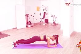 Hướng dẫn cách luyện bài tập Plank đúng cách tại nhà