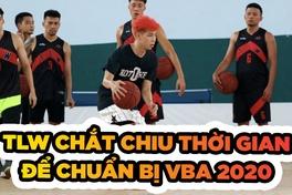 Thang Long Warriors gấp rút chuẩn bị cho VBA 2020 ngay sau khi hạ cánh Tp HCM