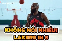 Ngoại binh Thang Long Warriors dự đoán NBA Finals 2020 và cái kết