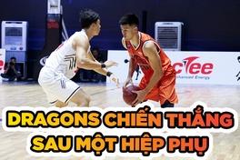 Dragons hạ Warriors trong trận đấu kéo đến hiệp phụ đầu tiên mùa này