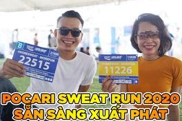 Pocari Sweat Run 2020: Racekit và BIB đến tay runner, sẵn sàng xuất phát