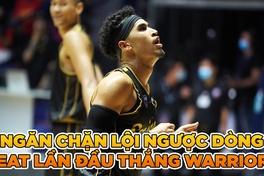 Saigon Heat đả bại Thang Long Warriors lần đầu tại VBA 2020