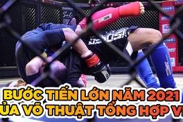 Những bước đi mới của Võ thuật tổng hợp Việt Nam