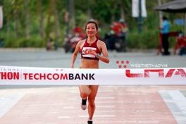 Ấn tượng giải Marathon Quốc tế TPHCM Techcombank mùa thứ 4