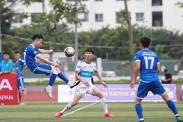 Highlights || EOC vs Mobi FC || Vòng 4 Hanoi Serie A - 2021 || Bóng đá