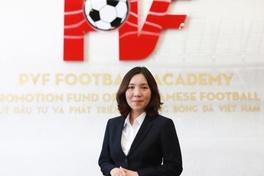 """""""Nữ tướng"""" LĐBĐ Việt Nam trúng cử Ủy viên Ban Kỷ luật FIFA"""