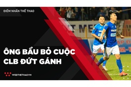 Những vụ ông bầu buông bỏ khiến CLB V.League đứt gánh