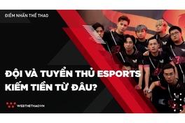 Các đội và tuyển thủ Esports Việt Nam kiếm tiền như thế nào?