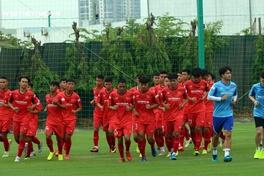 Đội tuyển U22 Việt Nam lần đầu tập trung trong năm 2020