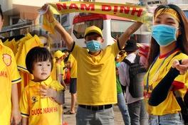 Thiên Trường nóng rực trước trận cầu đinh Nam Định vs HAGL