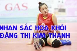 """Nhan sắc """"miễn chê"""" của hoa khôi Đặng Thị Kim Thanh"""