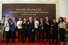 Lãnh đạo ngành Thể thao giao nhiệm vụ gì cho Liên đoàn Võ thuật tổng hợp Việt Nam?