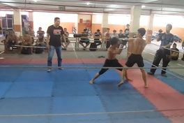 MMA Việt đã nảy mầm từ những võ đài phủi như thế nào?