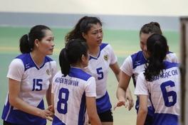 Nghệ An và Thái Bình giành vé vào vòng chung kết giải bóng chuyền hạng A toàn quốc 2020
