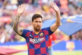 Messi đưa ra quyết định gây chấn động làng túc cầu