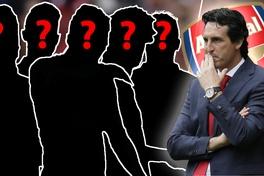 5 cầu thủ có thể bị Arsenal thanh lý trong tháng 1 để gây quỹ chuyển nhượng