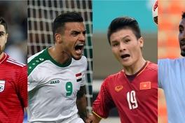 """AFC khiến người hâm mộ Việt Nam """"mở cờ trong bụng"""" trước khi Asian Cup 2019 khởi tranh"""