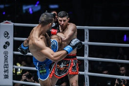 Đối đầu nảy lửa ONE Championship: Mustapha Haida - Daniel Dawson
