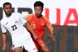 Asian Cup 2019: Cận cảnh cú volley của cầu thủ ĐT Kyrgyzstan làm tung lưới ĐT Trung Quốc