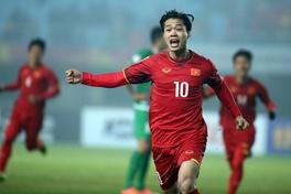 Asian Cup 2019: Tình huống Công Phượng mang về bàn thắng cho ĐT Việt Nam trước ĐT Iraq