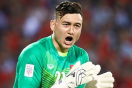 Asian Cup 2019: Những pha cản phá xuất sắc của Đặng Văn Lâm trước ĐT Iraq