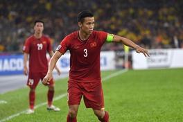 """Asian Cup 2019: Nghệ thuật phòng ngự của Quế Ngọc Hải khiến hàng công ĐT Iraq """"khóc thét"""""""