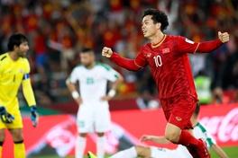 Thống kê bóng đá bảng D Asian Cup 2019: ĐT Việt Nam - ĐT Iran