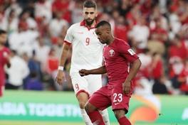 Video kết quả bảng E Asian Cup 2019: ĐT Qatar - ĐT Lebanon