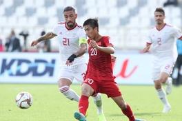 Video kết quả bảng D Asian Cup 2019: ĐT Việt Nam - ĐT Iran