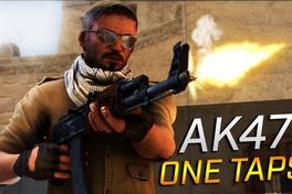 CS:GO - Những pha One Taps đỉnh cao với AK47