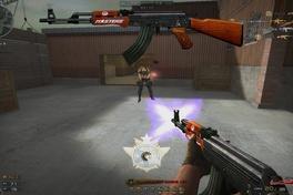 """Đột Kích: Những pha sấy AK 47 như """"không giật"""" cực đẳng cấp"""