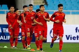 Chính thức: U22 Việt Nam lên nhóm hạt giống thứ 3 tại SEA Games 30