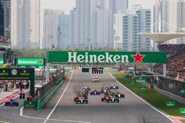 Giải đua F1 dự định tổ chức chặng đua thứ 2 tại Trung Quốc