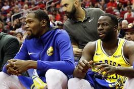 Ai bảo sao xịn của Golden State Warriors thì không phải đau đầu vì thừa cân nặng?