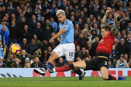 Đối đầu Man Utd vs Man City (Vòng 31 Ngoại hạng Anh 2018/19)