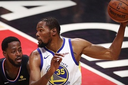 Video Golden State Warriors 113-105 Los Angeles Clippers (NBA ngày 22/4)