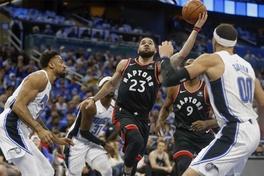Video Orlando Magic 85-107 Toronto Raptors (NBA ngày 22/4)