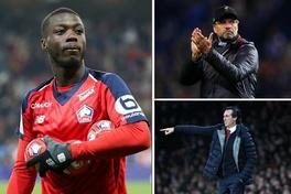 Tiền đạo mà Liverpool tính qua mặt Arsenal trên thị trường chuyển nhượng là ai?