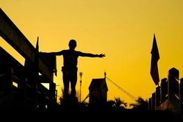 Những khoảnh khắc đẹp nao lòng của Mekong Delta Marathon 2019
