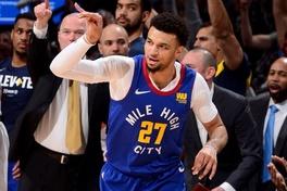Video Denver Nuggets 108-90 San Antonio Spurs (NBA ngày 24/4)