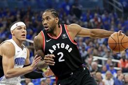 Video Toronto Raptors 115-96 Orlando Magic  (NBA ngày 24/4)