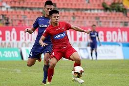 Đối đầu Hải Phòng vs Bình Dương (Vòng 7 V.League 2019)