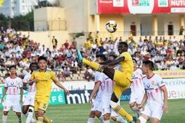 Đối đầu SLNA vs Nam Định (Vòng 7 V.League 2019)