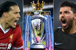 BTC Ngoại hạng Anh hé lộ kịch bản trao Cúp vô địch cho Liverpool hoặc Man City ở vòng cuối