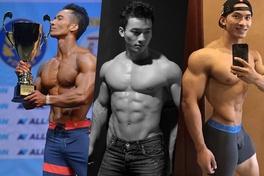 Chiêm ngưỡng body của siêu lực sỹ Trung Quốc, đẹp hơn cả Ronaldo